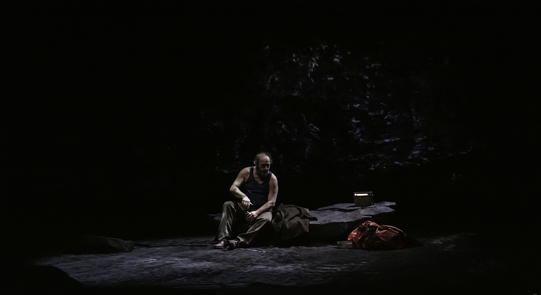 Moi, Jean-Noël Moulin, Président sans fin (création) de de Mohamed Rouabhi , mise en scène deSylvie Orcier - Critique sortie Théâtre Bobigny MC93 – Maison de la Culture de Seine-Saint-Denis