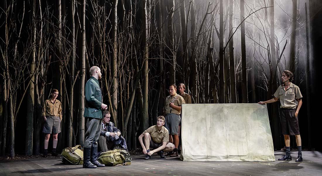 Jeunesse sans Dieu, d'Ödön von Horváth, mise en scène de Thomas Ostermeier - Critique sortie Théâtre Sceaux Théâtre Les Gémeaux - Scène nationale de Sceaux