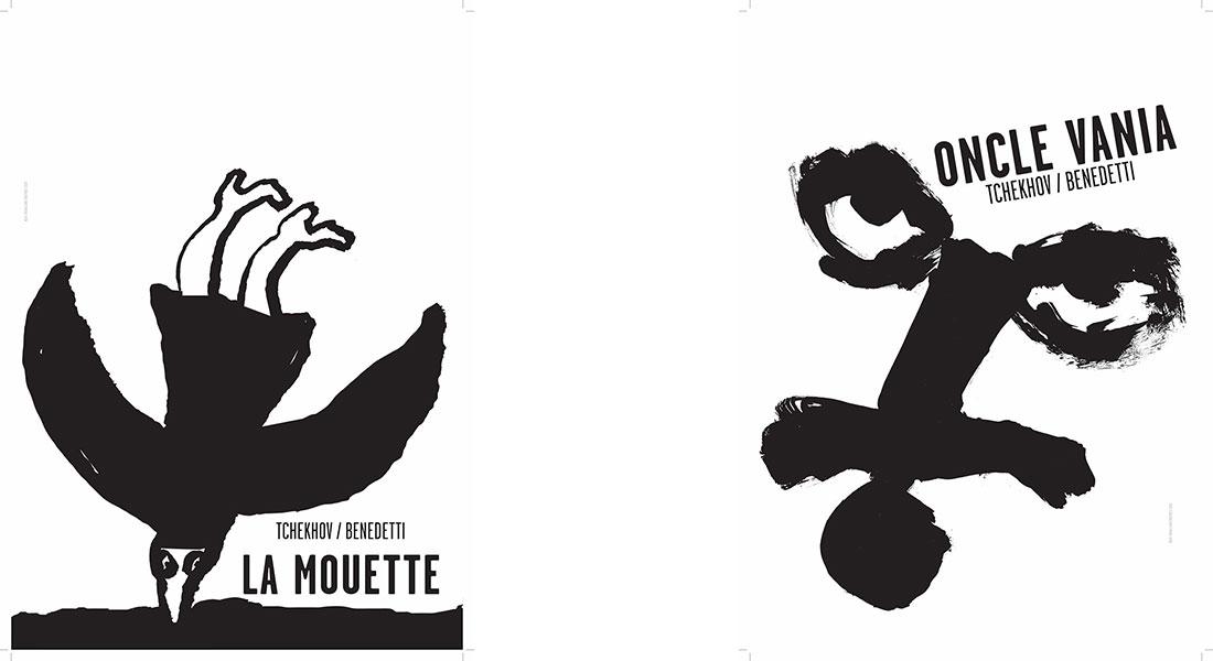 La Mouette et Oncle Vania - Critique sortie Théâtre Paris Athénée Théâtre Louis-Jouvet