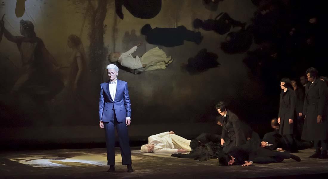 Orphée et Eurydice par Raphaël Pichon et Aurélien Bory - Critique sortie Classique / Opéra Caen THEATRE DE CAEN