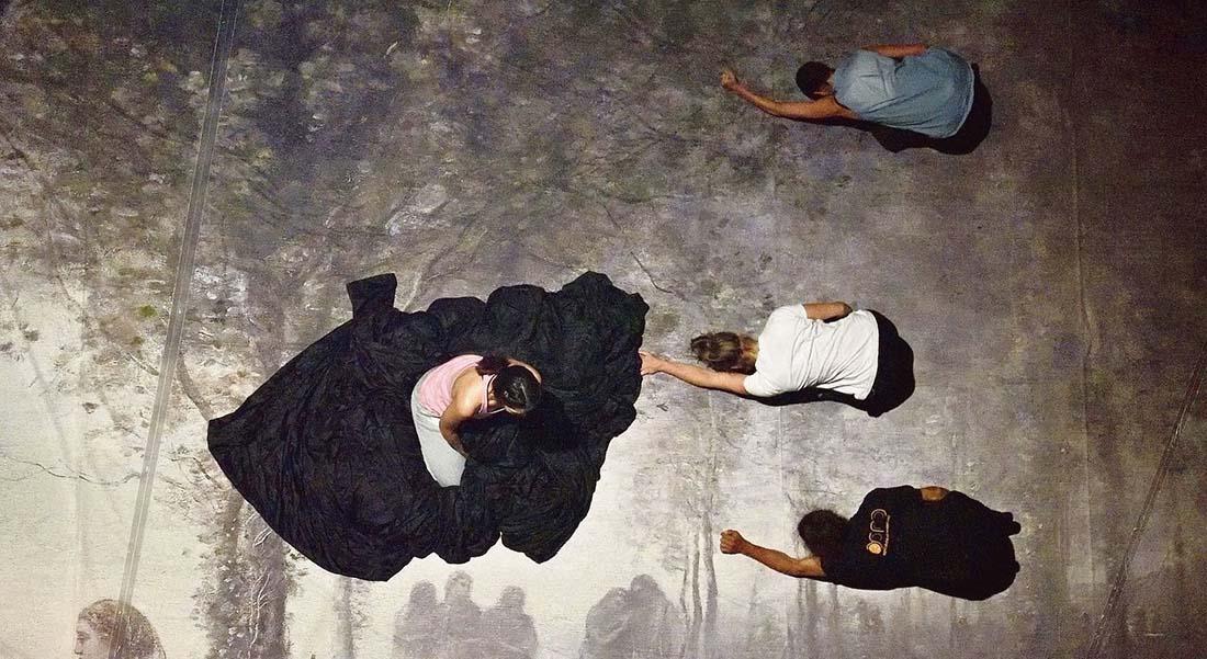 Aurélien Bory met en scène Orphée et Eurydice de Gluck, avec Raphaël Pichon à la direction - Critique sortie Classique / Opéra Versailles Opéra royal de Versailles