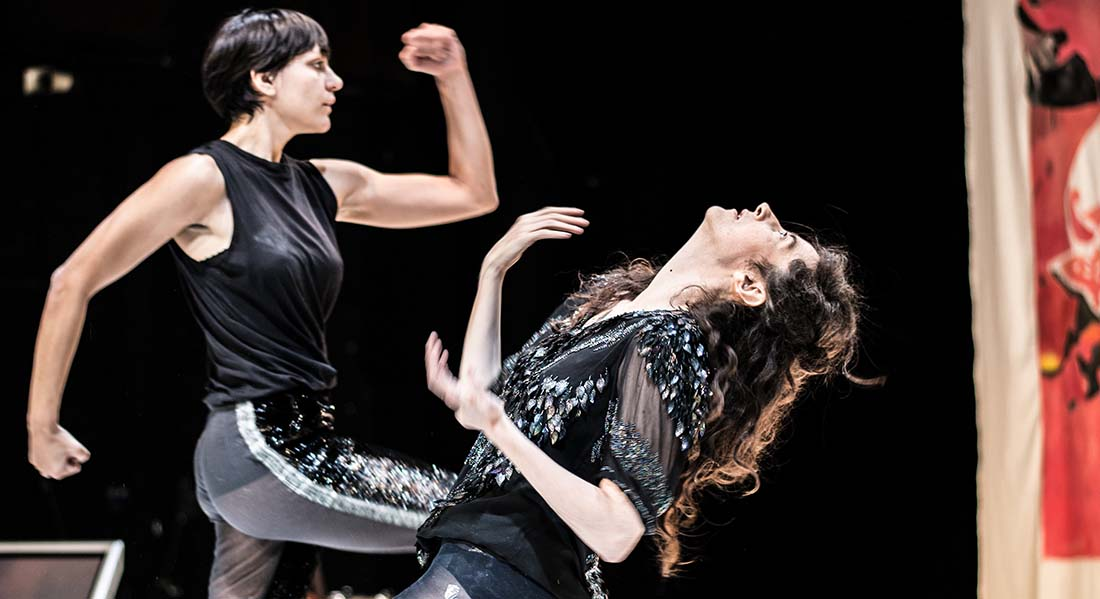Rencontres Chorégraphiques Internationales de Seine-Saint-Denis, automne 2020 - Critique sortie Danse