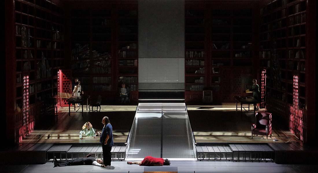 Salomé par Krysztof Warlikowski - Critique sortie Classique / Opéra Paris Théâtre des Champs-Élysées