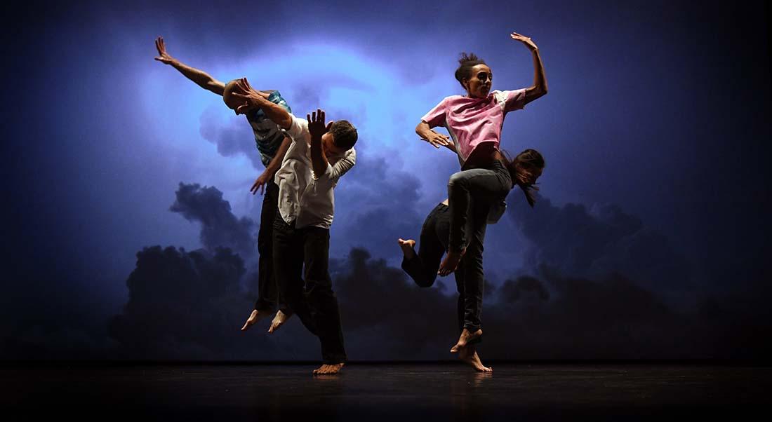 Seconde Nature de Fabrice Lambert - Critique sortie Danse Paris Théâtre de la Ville Les Abbesses