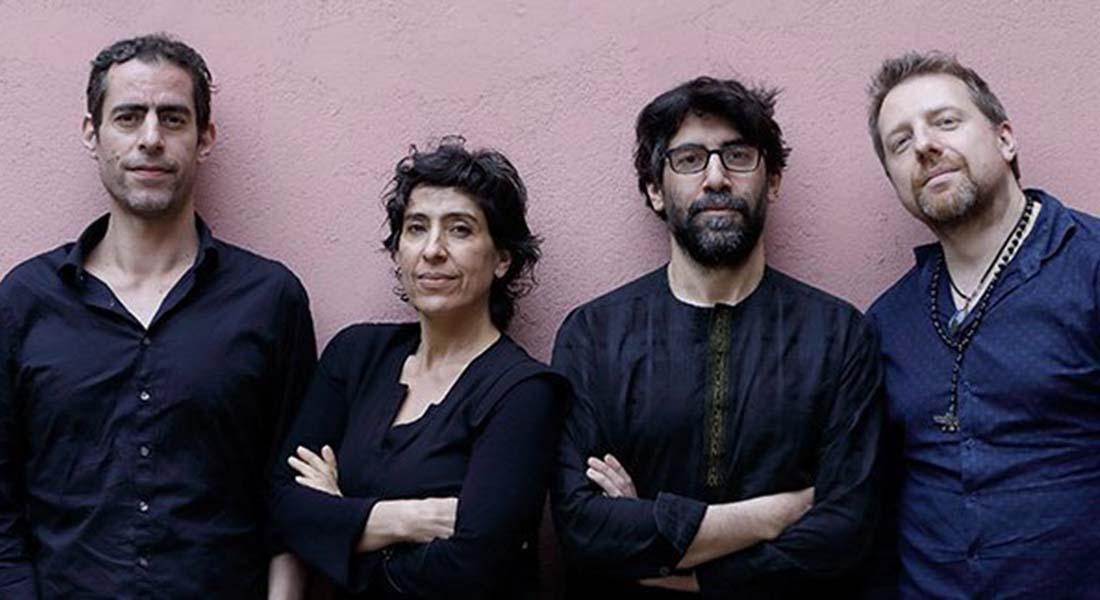 Keyvan Chemirani « Hâl », avec la chanteuse Maryam Chemirani. - Critique sortie Jazz / Musiques Le Perreux-sur-Marne Centre des Bords de Marne - Auditorium Maurice Ravel