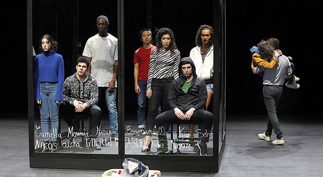 Ils n'avaient pas prévu qu'on allait gagner de Christine Citti, mise en scène de Jean-Louis Martinelli - Critique sortie  DIJON Théâtre Dijon Bourgogne - Centre Dramatique National