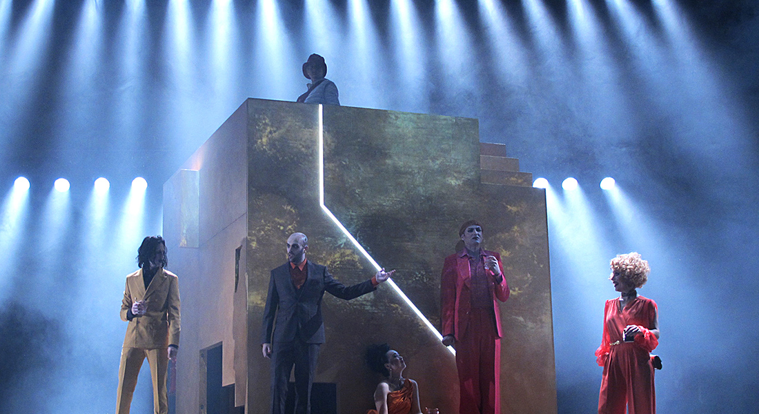 Crésus de Reinhard Keiser, la nouvelle production de l'Arcal - Critique sortie Classique / Opéra Paris Athénée Théâtre Louis-Jouvet
