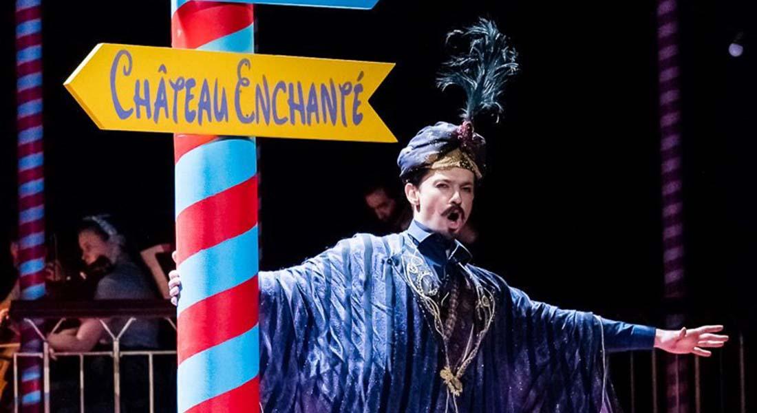 Bastien et Bastienne de Mozart & Le Petit Chaperon rouge de Georges Aperghis. - Critique sortie Classique / Opéra Paris Amphithéâtre Bastille