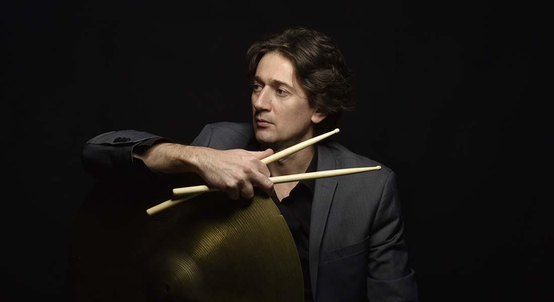 Benjamin Sanz « The Escape » - Critique sortie Jazz / Musiques Paris Studio de l'Ermitage