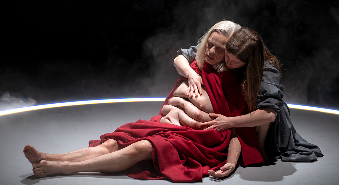 Big Sisters, chorégraphie de Théo Mercier et Steven Michel - Critique sortie Danse Paris Centre Georges Pompidou