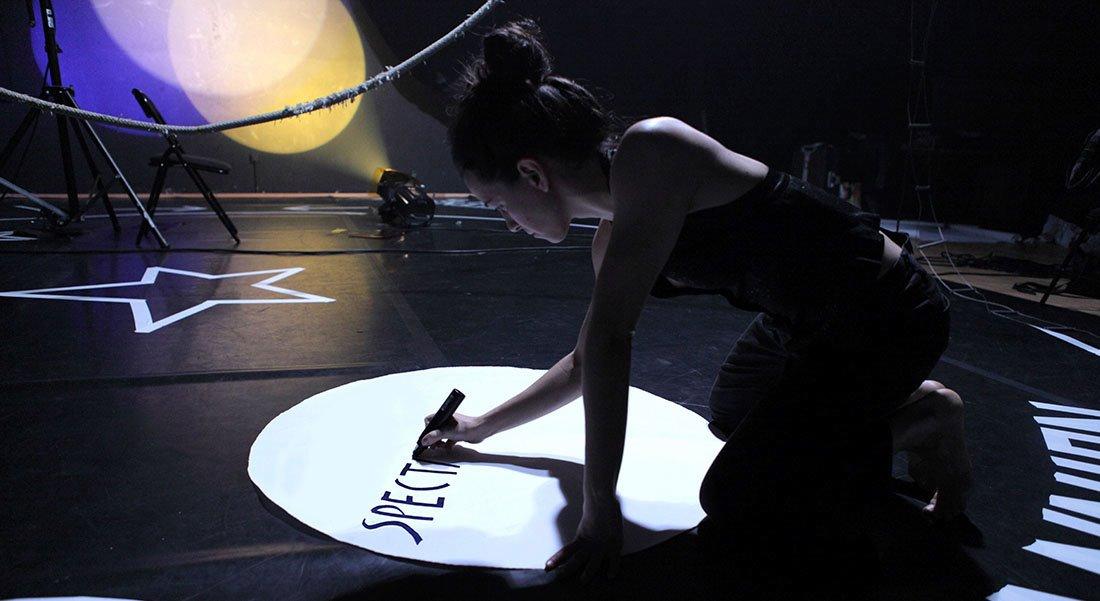 Circus remix, circographie Maroussia Diaz Verbèke - Critique sortie Théâtre La Plaine Saint-Denis Académie Fratellini