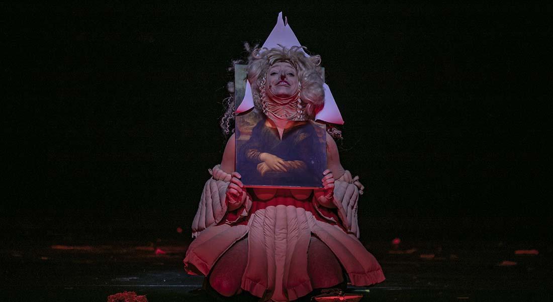 Elenit, d' Euripides Laskaridis - Critique sortie Danse Paris Théâtre de la Cité Internationale