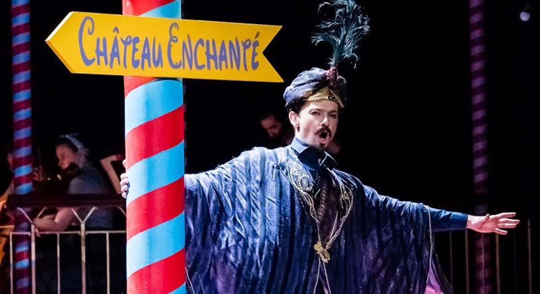 Hansel et Gretel de Damien Lehman - Critique sortie Classique / Opéra Mée-sur-Seine