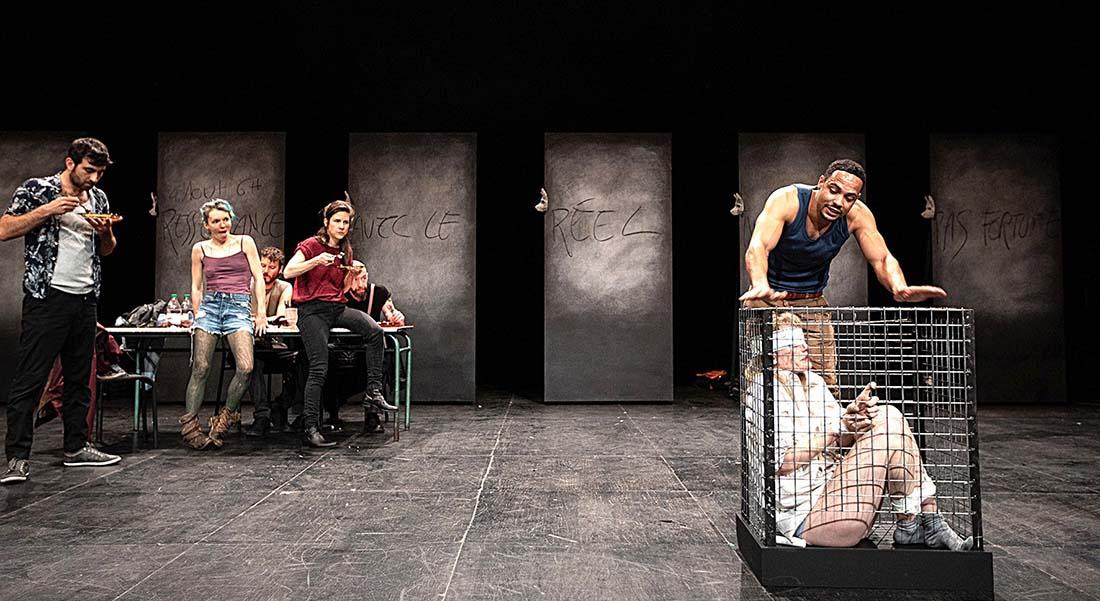 Héloïse ou la rage du réel de Myriam Boudenia, mise en scène de Pauline Laidet - Critique sortie  DIJON Théâtre Dijon Bourgogne - Centre Dramatique National