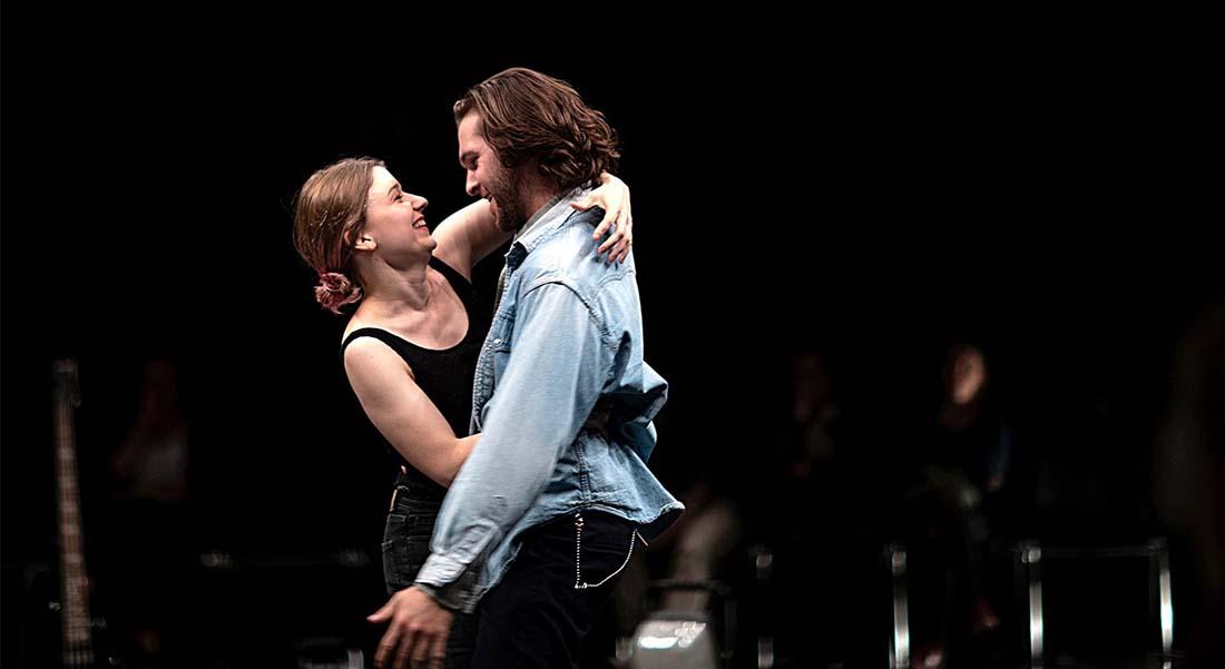 Inoxydables de de Julie Ménard, mise en scène de Maëlle Poésy - Critique sortie  DIJON Théâtre Dijon Bourgogne - Centre Dramatique National
