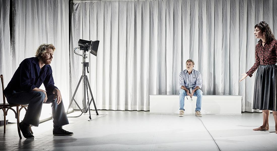 La vie invisible de Guillaume Poix, mise en scène de Lorraine de Sagazan - Critique sortie Théâtre région de Valence