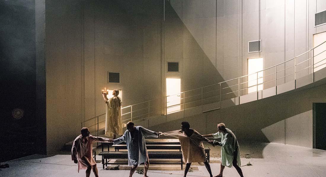 Mes frères de Pascal Rambert, mise en scène Arthur Nauzyciel - Critique sortie Théâtre Paris La Colline - Théâtre national