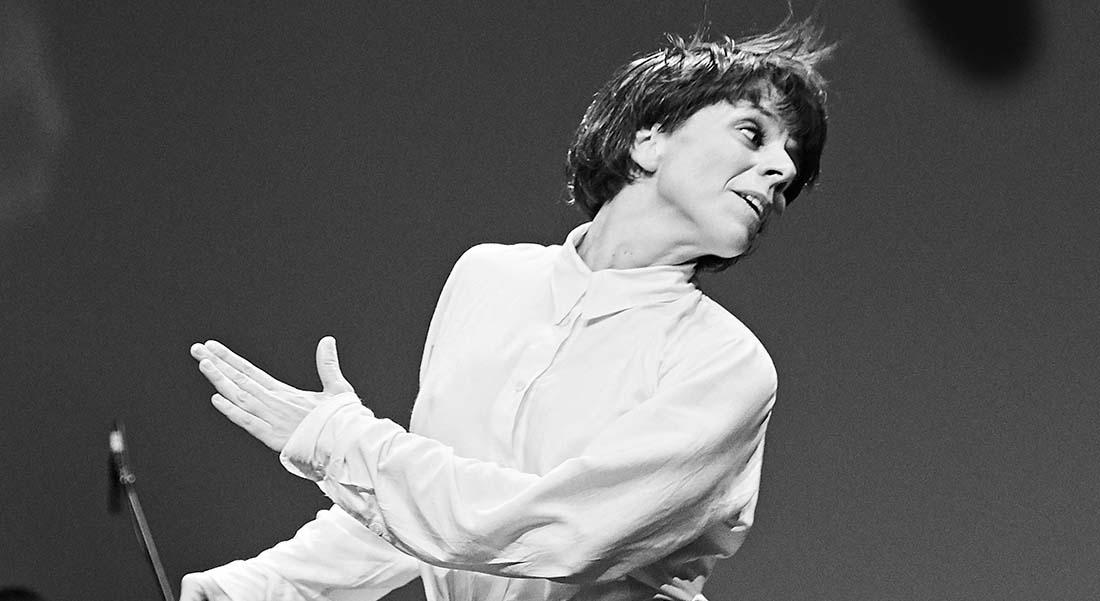 Nocturno de Leonor Leal, artiste flamenca à découvrir - Critique sortie  Vélizy-Villacoublay L'Onde - Théâtre Centre d'art