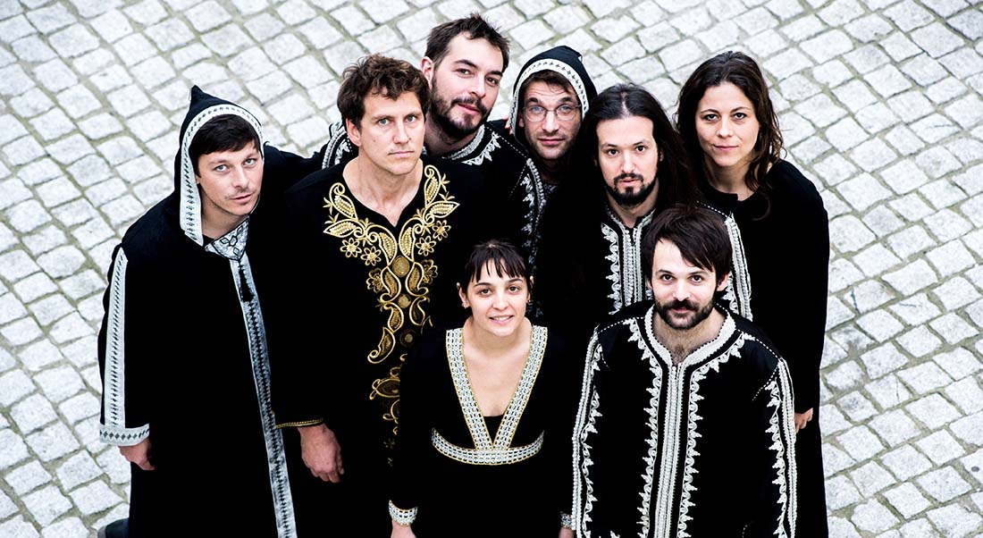 Perdu dans un étui de guitare du Groupe Aquaserge - Critique sortie  Perpignan L'Archipel – Scène nationale de Perpignan