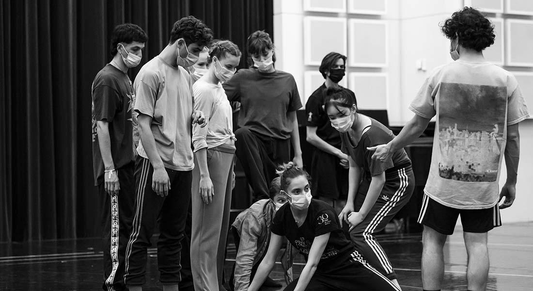 Programme Contemporain à Garnier avec Sidi Larbi Cherkaoui, Damien Jalet, Mehdi Kerkouche, Tess Voelker - Critique sortie Danse Paris Palais Garnier - Proscenium