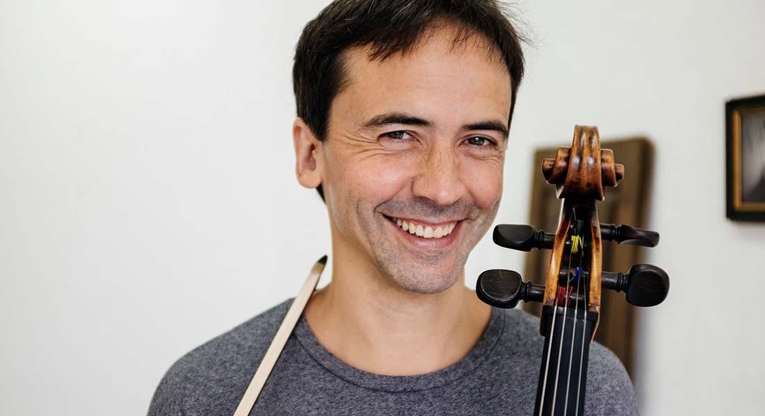 Jean-Guihen Queyras, artiste en résidence à Radio-France - Critique sortie Classique / Opéra Paris Auditorium de la Maison de la Radio