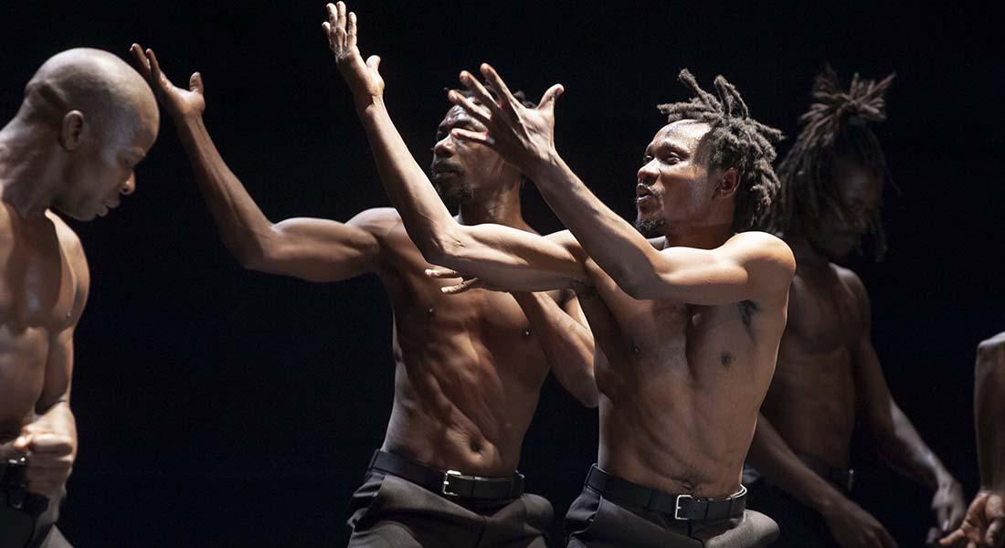 Omma de Josef Nadj - Critique sortie Danse Martigues Théâtre des Salins