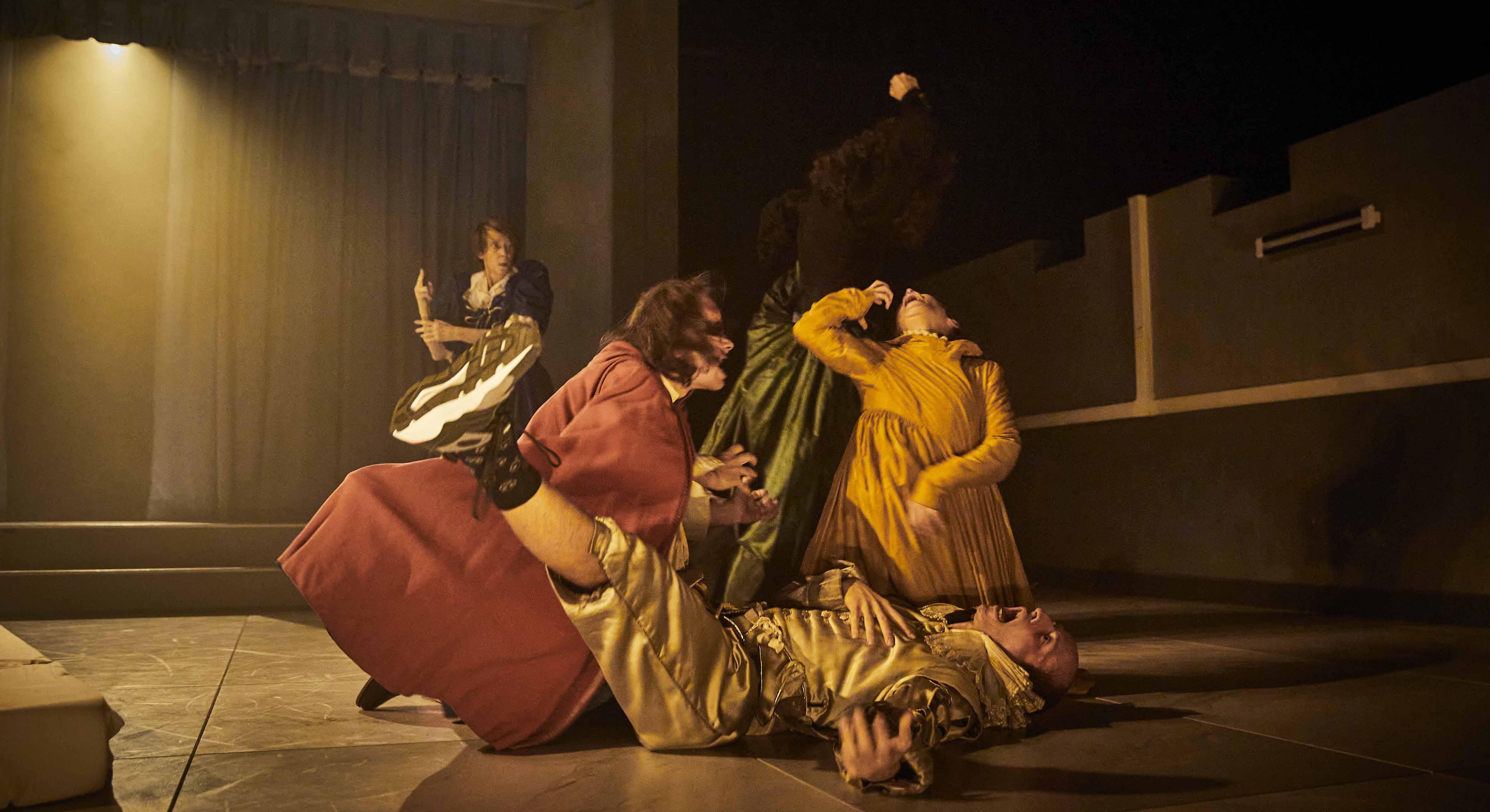 A la vie ! par Elise Chatauret et la compagnie Babel - Critique sortie Théâtre Malakoff Théâtre 71 – Scène nationale de Malakoff