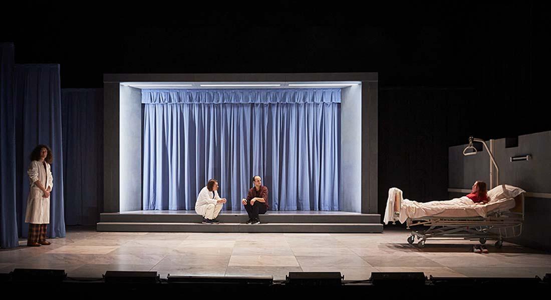 A la vie ! d' Élise Chatauret et Thomas Pondevie, mise en scène d'Élise Chatauret - Critique sortie Théâtre Malakoff Théâtre 71