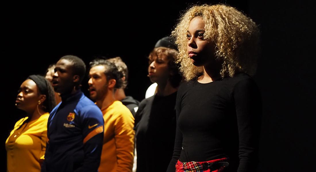 Incandescences d'Ahmed Madani - Critique sortie Théâtre Évry-Courcouronnes Agora Desnos - Scène Nationale de l'Essonne