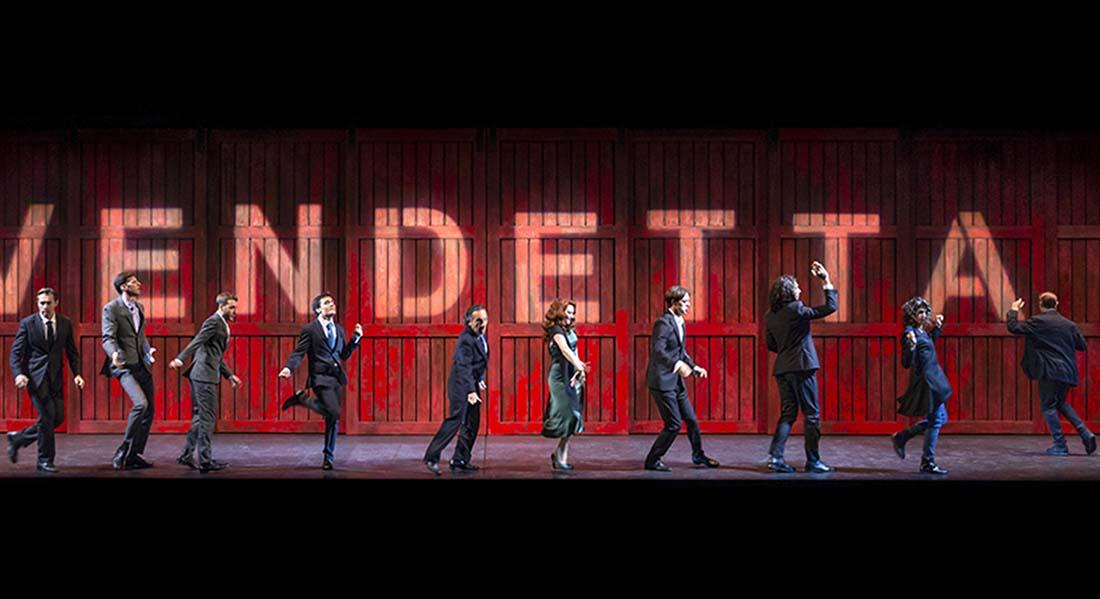 La Tragédie du vengeur de Thomas Middleton, mise en scène par Declan Donnellan - Critique sortie Théâtre Sceaux Les Gémeaux