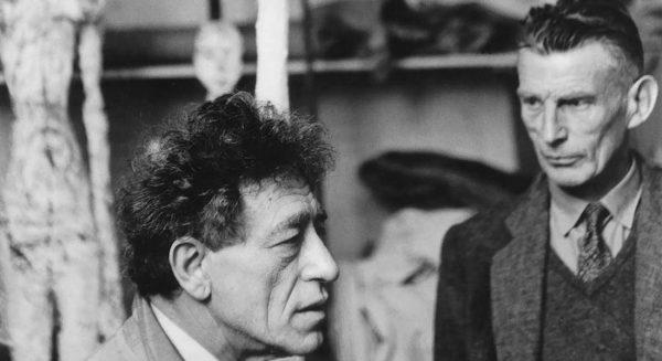 Rater encore. Rater mieux, exposition autour de Giacometti et de Beckett
