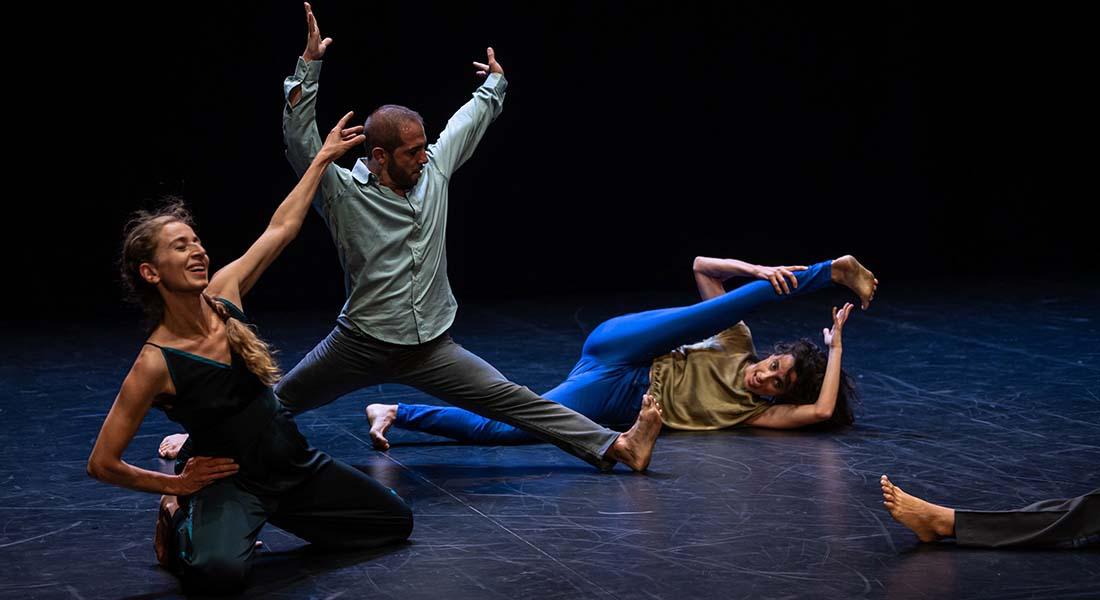 Quatuor (titre provisoire) d'Ambra Senatore - Critique sortie Danse Paris Théâtre de la Ville Les Abbesses