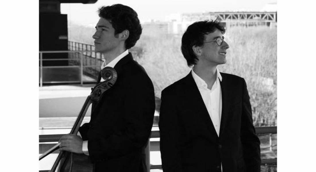 Le Duo Athos avec Florian Pons (violoncelle) et Pierre Desangles (piano) - Critique sortie  Paris Cathédrale Saint-Louis des Invalides