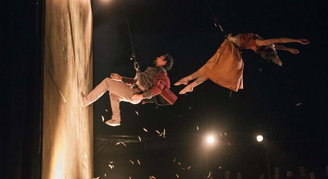 Baraka du Cirque Baraka - Critique sortie Théâtre Antony Espace Cirque d'Antony - pôle national du cirque en Île-de-France