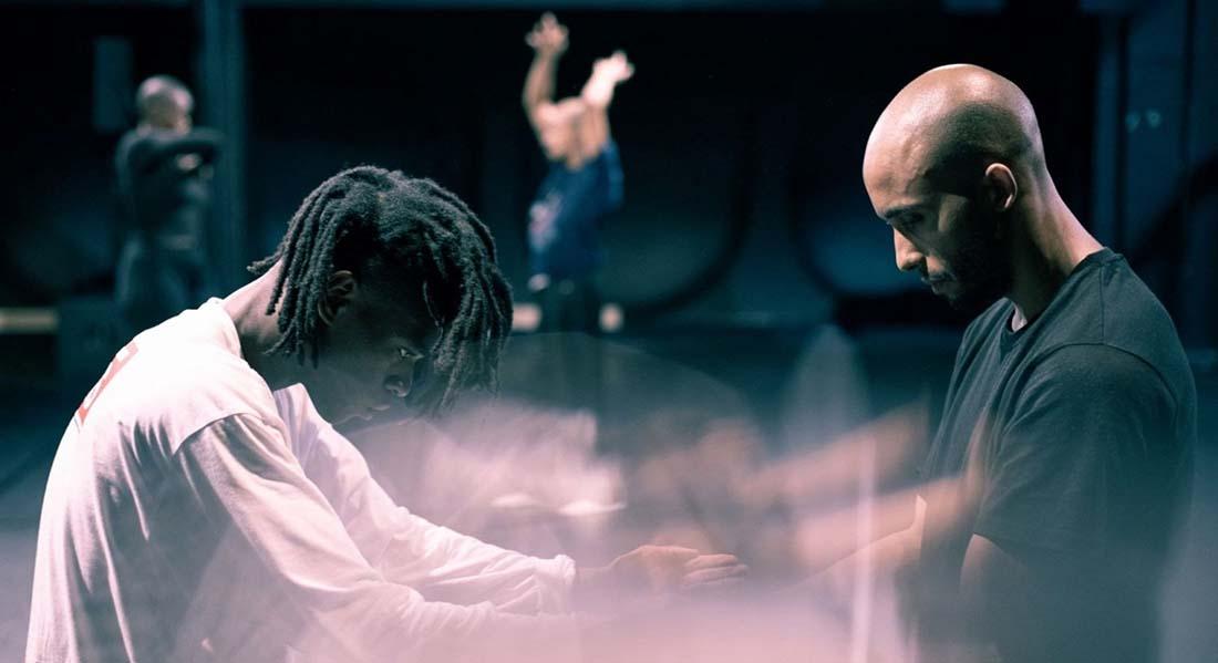 Earthbound de Johanna Faye et Saïdo Lehlouh - Critique sortie Danse Vélizy-Villacoublay L'Onde - Centre d'art