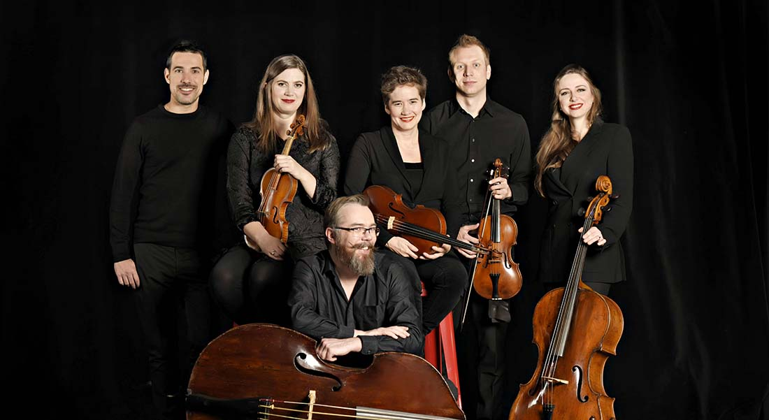 Des découvertes jusqu'au printemps, avec Florentino Calvo et l'Ensemble Spirituoso, L'Ensemble Masques, l'Ensemble Teatro d'Arcadia… - Critique sortie  Pontoise _Maison des Arts