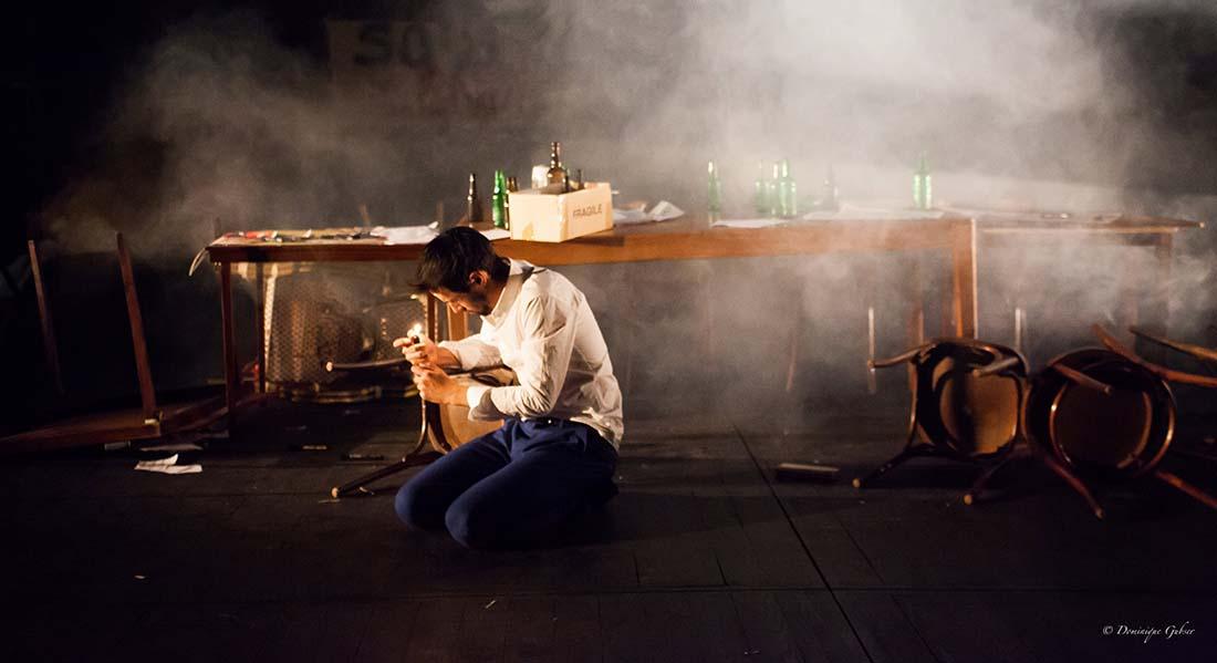 Humiliés et offensés d'après Dostoïevski, traduction André Markowicz, mise en scène Anne Barbot - Critique sortie Théâtre CHATILLON Théâtre de Châtillon