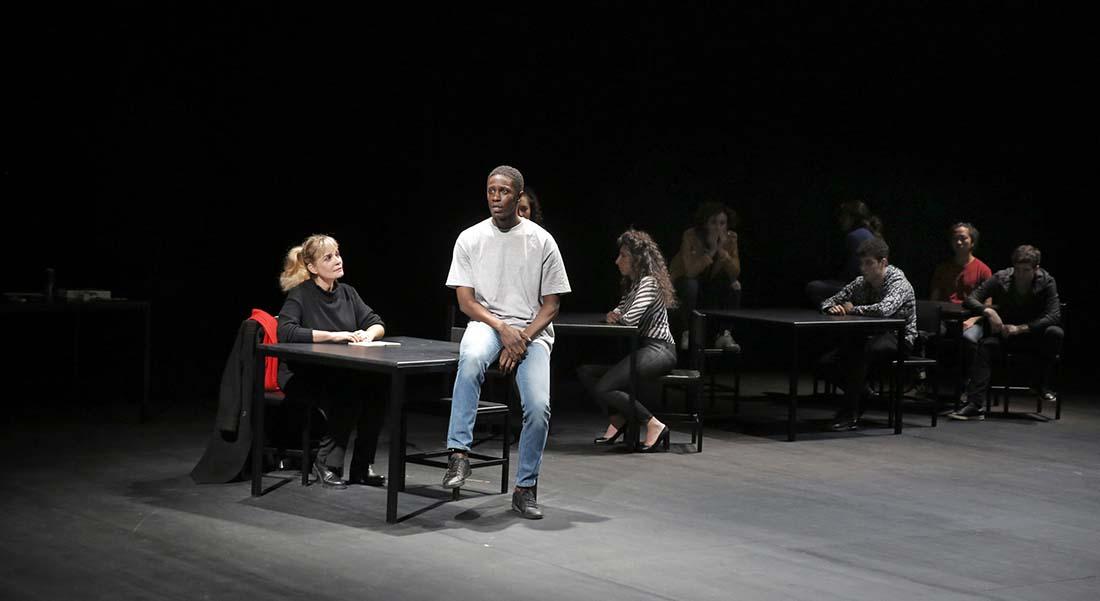 Ils n'avaient pas prévu qu'on allait gagner de Christine Citti, mise en scène de Jean-Louis Martinelli - Critique sortie Théâtre Paris Théâtre du Rond-Point