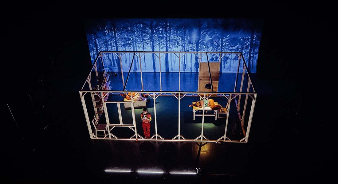Jimmy et ses sœurs de Mike Kenny mis en scène par Odile Grosset-Grange - Critique sortie Théâtre Malakoff Théâtre 71
