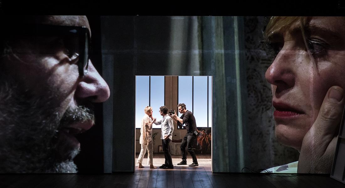 La Mouette d'après Anton Tchekhov, mise en scène de Cyril Teste - Critique sortie Théâtre Annecy Bonlieu - scène nationale