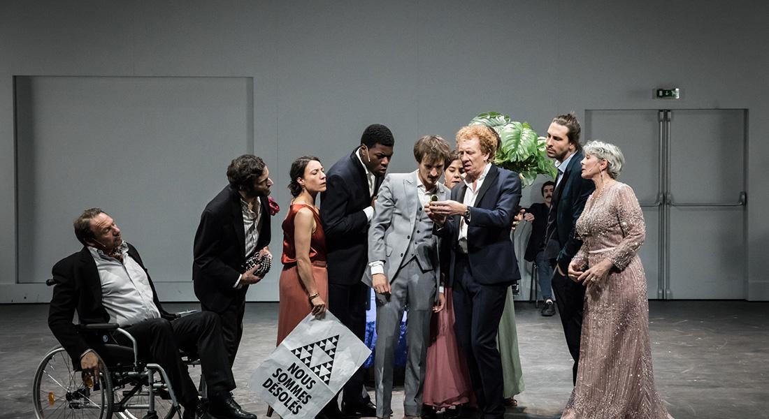 La réponse des Hommes de Tiphaine Raffier - Critique sortie Théâtre France