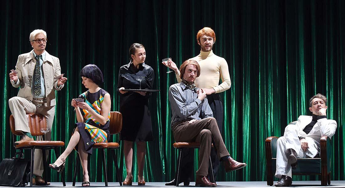 Le bonheur (n'est pas toujours drôle) de Rainer Werner Fassbinder, adaptation et mise en scène Pierre Maillet - Critique sortie Théâtre Paris Le Monfort