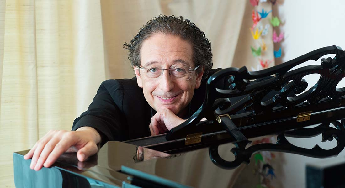 Jean-Marc Luisada, récital de Bach à Gershwin - Critique sortie Classique / Opéra Paris Salle Gaveau