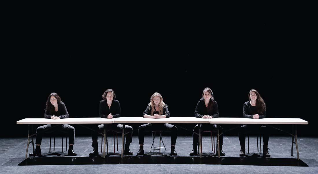 Macbeth d'après William Shakespeare, adaptation et mise en scène de Julien Kosellek de l'Estrarre ensemble théâtral - Critique sortie Théâtre Clamart Théâtre Jean Arp