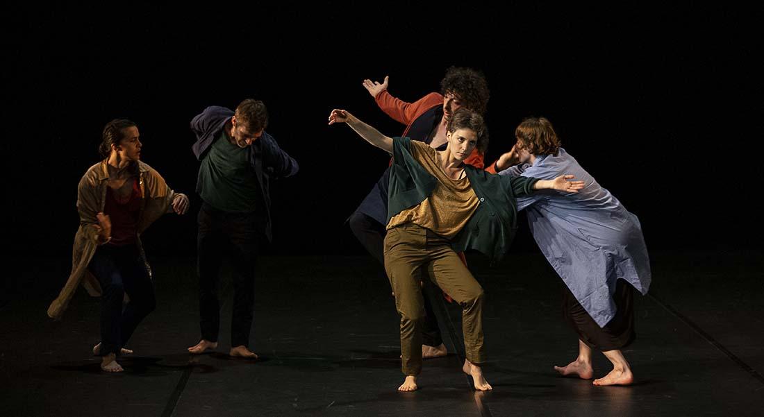 Nocturne danse #37 avec Herman Diephuis et Mithkal Alzghair - Critique sortie Danse Tremblay-en-France Théâtre Louis Aragon