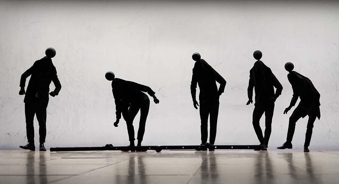 Nouvelle création de Dimitris Papaioannou - Critique sortie Danse Paris Théâtre du Châtelet