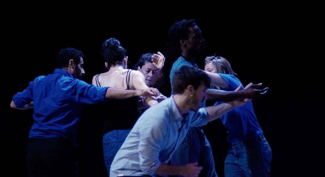 Offrande de Mié Coquempot - Critique sortie Danse Créteil Maison des Arts de Créteil
