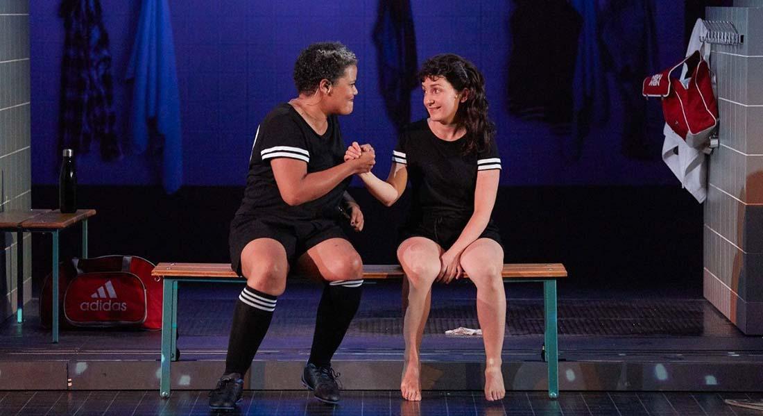 Sport, never sport avec deux spectacles de Frédéric Ferrer et Pauline Bureau - Critique sortie Théâtre Lieusaint Théâtre-Sénart
