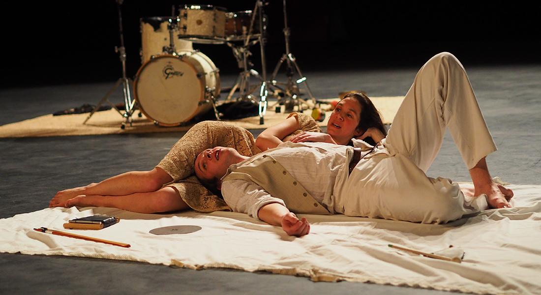 Le Bigraphe, créé par Anne-Emmanuelle Davy et Thibault Perriard - Critique sortie  Paris Théâtre de l'Aquarium La Cartoucherie