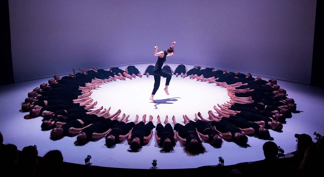 Colossus de Stephanie Lake - Critique sortie Danse Paris Chaillot - Théâtre national de la danse
